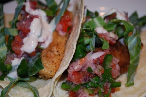Our yummy Fish Tacos