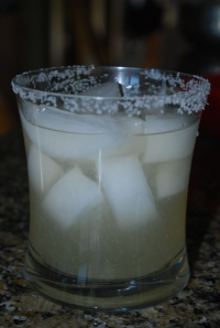 Best Ever Margarita!