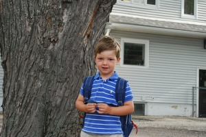 Brady at Countryside Montessori Preschool